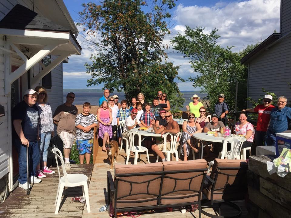 Anniversaires et réunions de famille et d'amis