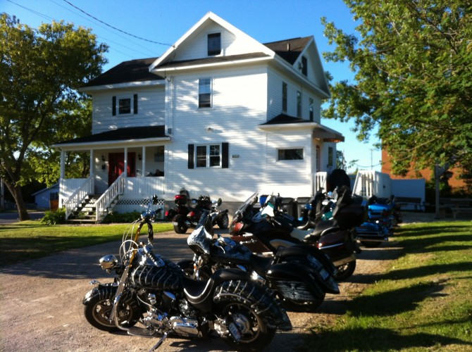 Motorcycle Snowmobile Holidays
