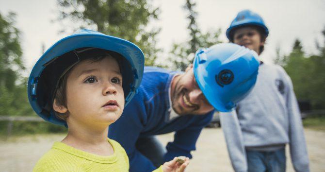 Visite de mine souterraine à Cobalt