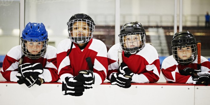 Groupes de sports et d'activités