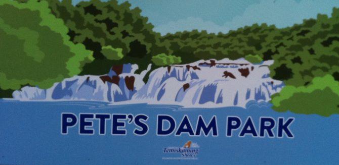 Petes Dam