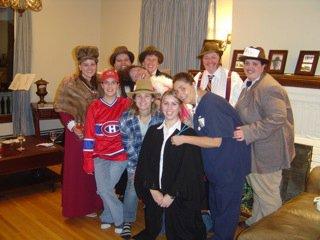 First historical evening held at the Presidents' Suites with the Direction Ontario group / Première soirée historique aux Suites des Présidents avec le groupe de Direction Ontario