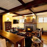 Salon de la maison des barons forestiers
