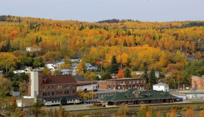 Lake Temiskaming Fall Colours Tour