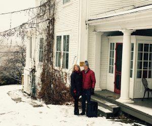 La Villa des Suites des Présidents juste en face du lac Temiskaming